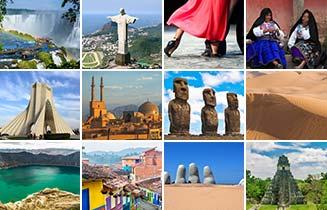 Transporte und Umzüge nach Südamerika