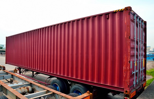 Container Gestellung