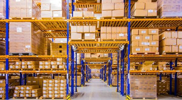 Lagerung Kommerzieller Waren
