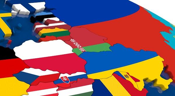 Mitteleuropa und Osteuropa