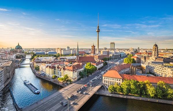 Umzug von Berlin