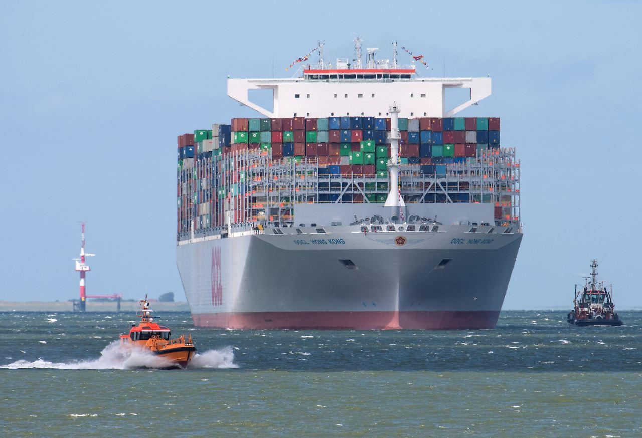 Containerschiff - OTC global GmbH